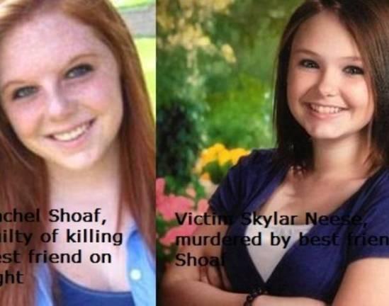 Skylar Neese Rachel Shoaf Murder